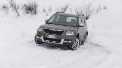 Skoda Yeti Outdoor 4X4 - Immagine: 37