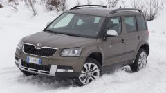 Skoda Yeti Outdoor 4X4 - Immagine: 38