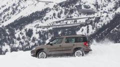 Skoda Yeti Outdoor 4X4 - Immagine: 39