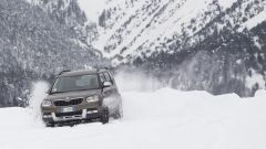 Skoda Yeti Outdoor 4X4 - Immagine: 31