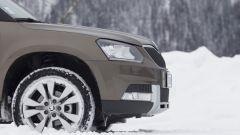 Skoda Yeti Outdoor 4X4 - Immagine: 26