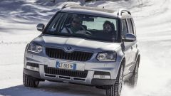 Skoda Yeti Outdoor 4X4 - Immagine: 10