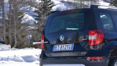 Skoda Yeti Outdoor 4X4 - Immagine: 21