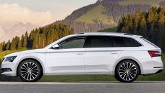 Škoda: la Superb Wagon vince il Red Dot Award per il design - Immagine: 1