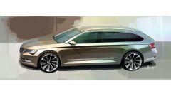 Škoda: la Superb Wagon vince il Red Dot Award per il design - Immagine: 3