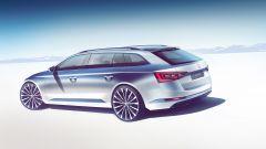 Škoda: la Superb Wagon vince il Red Dot Award per il design - Immagine: 2