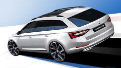 Škoda: la Superb Wagon vince il Red Dot Award per il design - Immagine: 4