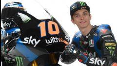 Sky Racing MotoGP VR46 2020, Moto2: Luca Marini