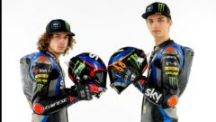 Sky Racing MotoGP VR46 2020, Moto2: Marco Bezzecchi e Luca Marini
