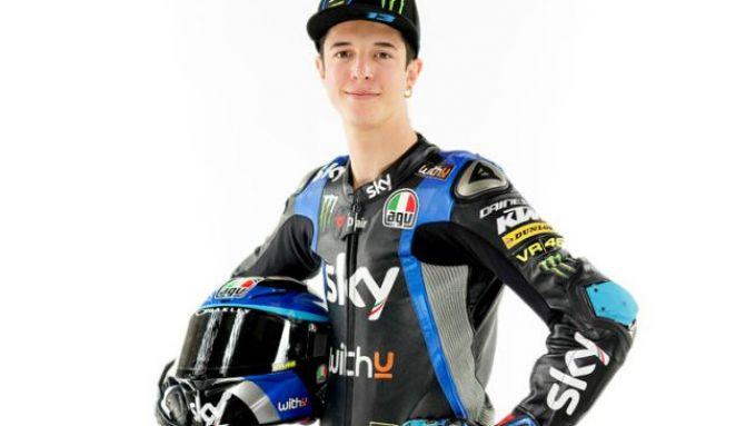 Sky Racing MotoGP VR46 2020, Moto3: Celestino Vietti