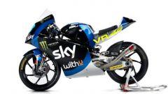 Sky Racing MotoGP VR46 2020, Moto3: la moto di Celestino Vietti