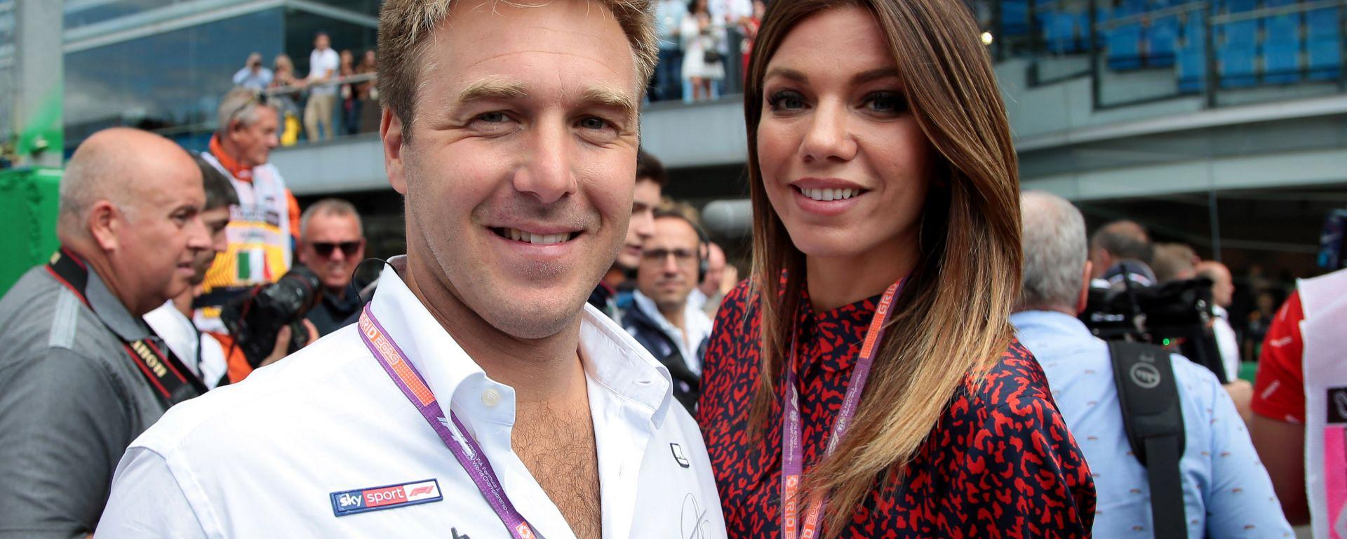 Sky Sport F1: Davide Valsecchi e Federica Masolin