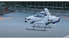 Auto volanti: il video di SkyDrive Project SD-03 in volo
