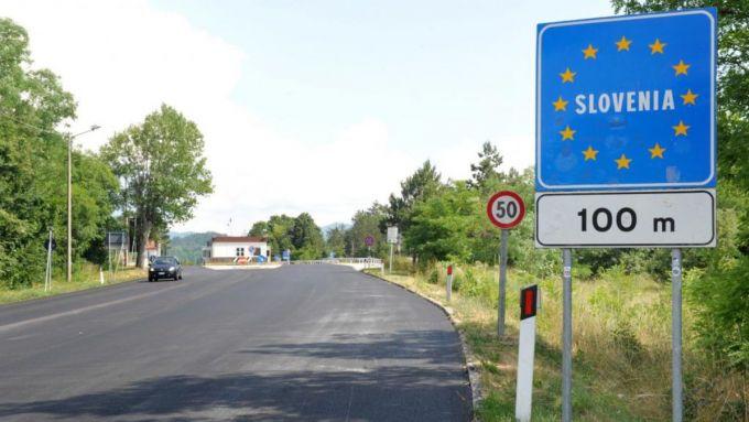Slovenia: il transito sì, la sosta no