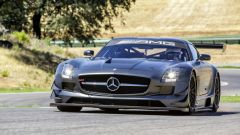 Mercedes SLS AMG GT3 45th Anniversary - Immagine: 3
