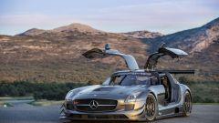 Mercedes SLS AMG GT3 45th Anniversary - Immagine: 4