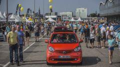 Smart, ad Amburgo in 1.635: è il più grande raduno di sempre - Immagine: 10