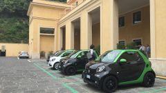 Smart ready to: parcheggia, ricarica e paga con un'App  - Immagine: 4