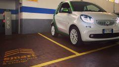 Smart ready to: parcheggia, ricarica e paga con un'App  - Immagine: 1