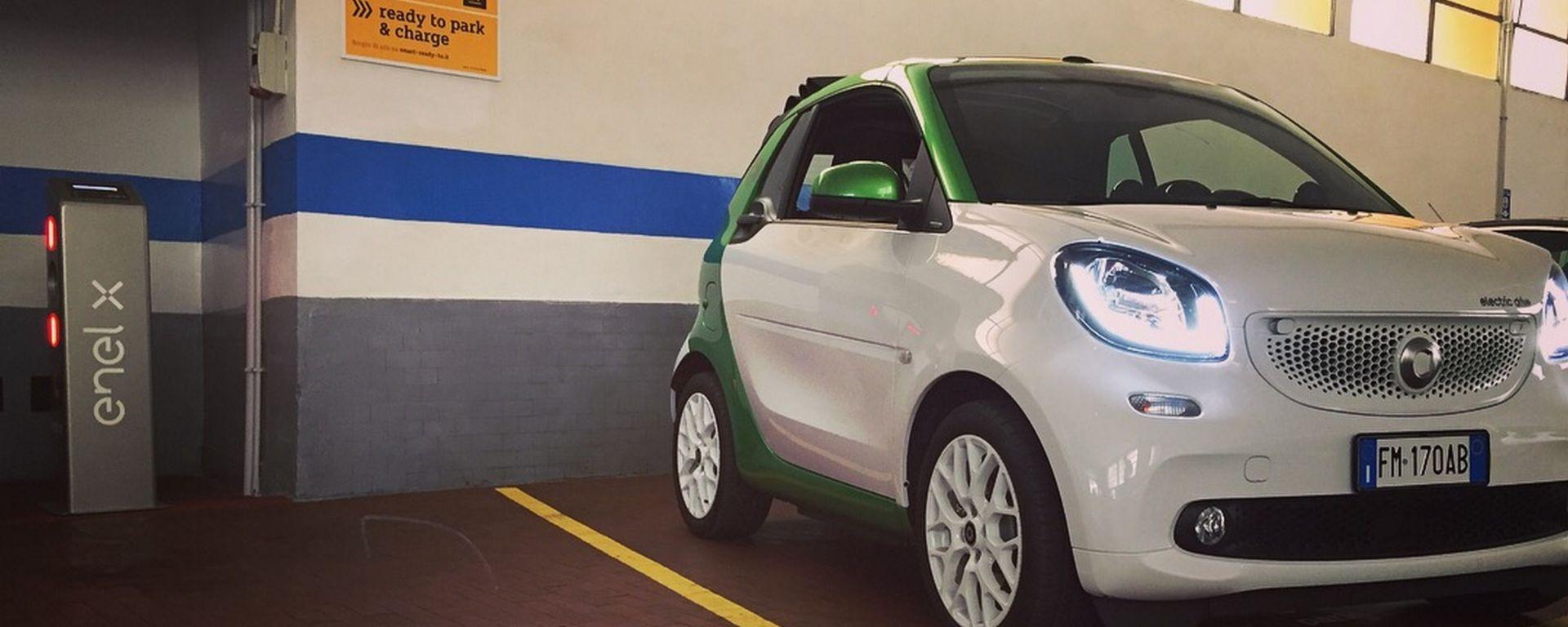 Smart ready to: parcheggia, ricarica e paga con un'App