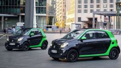 Smart Electric Drive: la gamma