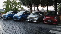 Smart EQ a Roma: la piccola elettrica alla conquista della Capitale
