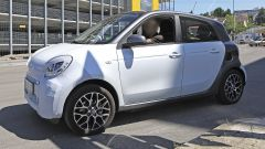 Smart EQ Forfour restyling: 3/4 laterale