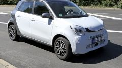 Smart EQ Forfour restyling: il muso