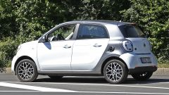 Smart EQ Forfour restyling: vista laterale