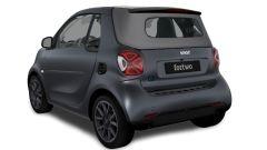 Smart EQ ForTwo Cabrio Suitegrey