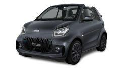 Smart EQ ForTwo Cabrio, tornano le special edition