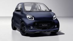 Smart EQ fortwo edition bluedawn 2021: 3/4 anteriore