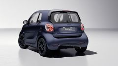 Smart EQ fortwo edition bluedawn 2021: 3/4 posteriore