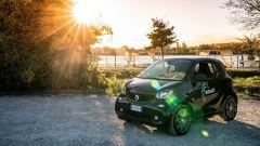 Smart EQ Green Power Run: gara all'ultima scossa con le Smart elettriche