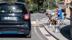 Smart EQ Green Power Run: un controllo al checkpoint