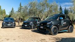 Smart EQ Green Power Run