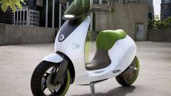 Smart eScooter: arriverà nel 2014 - Immagine: 1