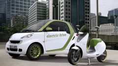 Smart eScooter: arriverà nel 2014 - Immagine: 3