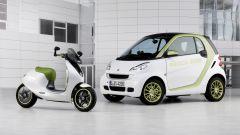 Smart eScooter: arriverà nel 2014 - Immagine: 4