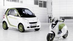 Smart eScooter: arriverà nel 2014 - Immagine: 5