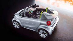 Smart Forease+ Concept: a Ginevra il futuro è elettrico - Immagine: 17