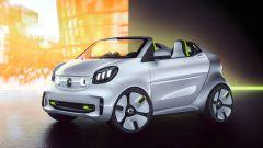 Smart Forease+ Concept: a Ginevra il futuro è elettrico - Immagine: 20