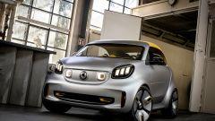 Smart Forease+ Concept: a Ginevra il futuro è elettrico - Immagine: 2