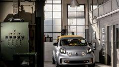 Smart Forease+ Concept: a Ginevra il futuro è elettrico - Immagine: 3