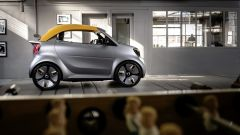 Smart Forease+ Concept: a Ginevra il futuro è elettrico - Immagine: 6