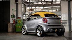 Smart Forease+ Concept: a Ginevra il futuro è elettrico - Immagine: 10