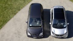 Smart forfour 2015 vs Mercedes classe A 1997 - Immagine: 2