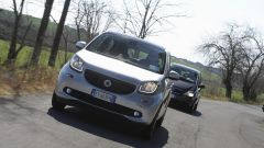 Smart forfour 2015 vs Mercedes classe A 1997 - Immagine: 9