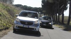 Smart forfour 2015 vs Mercedes classe A 1997 - Immagine: 8