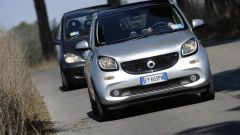 Smart forfour 2015 vs Mercedes classe A 1997 - Immagine: 7